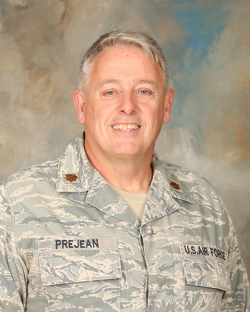 Major Luis Prejean